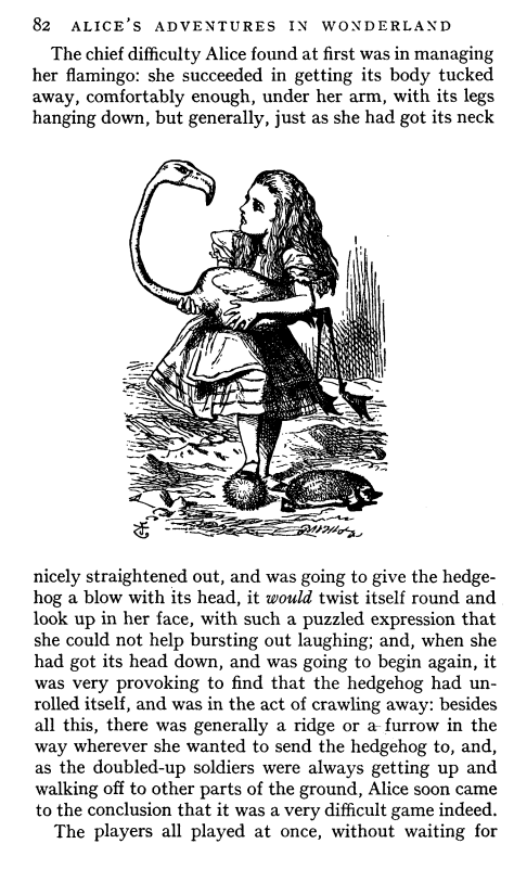 Lewis Carroll's proposed rules for tennis tournaments by @ellis2013nz